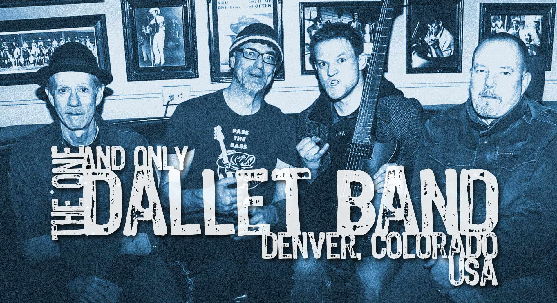The One and Only Dallet Band Denver, Colorado USA